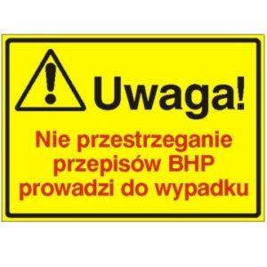 przepisy bhp
